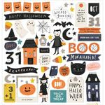 Chipboard Sticker - Hey, Pumpkin - Crate Paper
