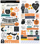 Hey, Pumpkin Sticker - Crate Paper - PRE ORDER