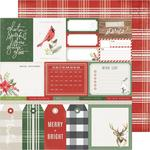 Merry & Bright Paper - Winter Wonderland - Crate Paper - PRE ORDER