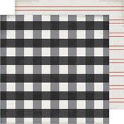 Warm & Cozy Paper - Winter Wonderland - Crate Paper