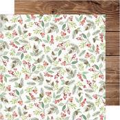 Woodland Paper - Winter Wonderland - Crate Paper - PRE ORDER