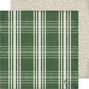 Fresh Pine Paper - Winter Wonderland - Crate Paper - PRE ORDER