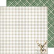 Dasher Paper - Winter Wonderland - Crate Paper