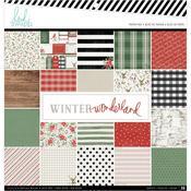 Winter Wonderland Paper Pad - Heidi Swapp
