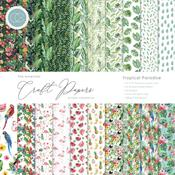 Tropical Paradise 12x12 Craft Consortium Double-Sided Paper Pad