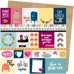 Bold Moves Paper - Slice of Life - Amy Tangerine