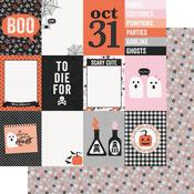 3 x 4 Elements Paper - Happy Haunting - Simple Stories - PRE ORDER