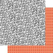Witching Hour Paper - Happy Haunting - Simple Stories - PRE ORDER