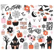 Happy Haunting Bits & Pieces Die-Cuts - Simple Stories