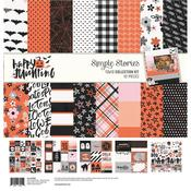 Happy Haunting Simple Stories Collection Kit