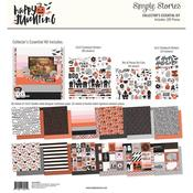 Happy Haunting Simple Stories Collector's Essential Kit - PRE ORDER