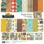 Happy Trails Simple Stories Collection Kit