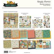 Happy Trails Simple Stories Collector's Essential Kit