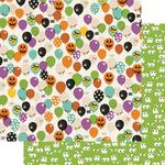 FaBOOlous Paper - Say Cheese Halloween - Simple Stories