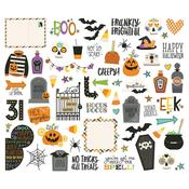 Say Cheese Halloween Bits & Pieces Die-Cuts - Simple Stories