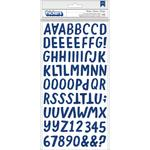 Curious Alpha Foam Shimelle Field Trip Thickers Stickers