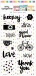 Acrylic Stamps - Slice of Life - Amy Tangerine