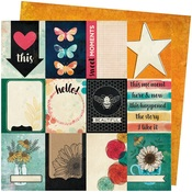 Mingle Paper - Wildflower & Honey - Vicki Boutin