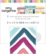 Wide Washi Roll - Slice of Life - Amy Tangerine