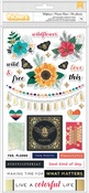 Wildflower & Honey Chipboard Thickers - Vicki Boutin