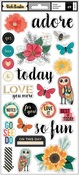 Wildflower & Honey Sticker Sheets - Vicki Boutin