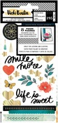 Wildflower & Honey Sticker Book - Vicki Boutin