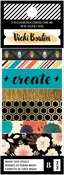 Wildflower & Honey Washi Tape - Vicki Boutin