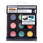Dry Powder Paint Pigments - Wildflower & Honey - Vicki Boutin