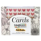 Wildflower & Honey Boxed Card Set - Vicki Boutin
