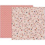 Again & Again Paper 6 - Pink Paislee