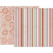 Again & Again Paper 10 - Pink Paislee