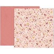 Again & Again Paper 12 - Pink Paislee