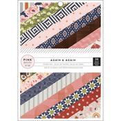 Again & Again 6 x 8 Paper Pad - Pink Paislee - PRE ORDER