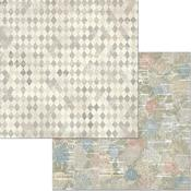 Boulevard de Versailles Paper - Boulevard - Bo Bunny
