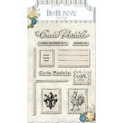 Acrylic Stamp Set - Boulevard - Bo Bunny