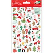 Mini Sticker Book - Merry Little Christmas - Pebbles