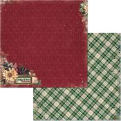 Christmas Treasures Paper - Christmas Treasures - Bo Bunny