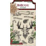 Christmas Treasures Clear Stamps - Bo Bunny