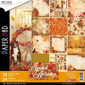 Sound Of Autumn Ciao Bella 12 x 12 Double-Sided Paper Pack