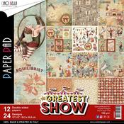 Greatest Show Ciao Bella 12 x 12 Double-Sided Paper Pack