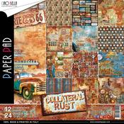 Collateral Rust Ciao Bella 12 x 12 Double-Sided Paper Pack