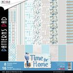 Time For Home 12 x 12 Paper Pack 8 Sheets Ciao Bella