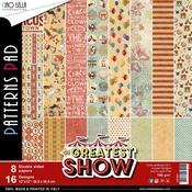 Greatest Show 12 x 12 Paper Pack 8 Sheets Ciao Bella