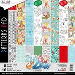 Zoe & Ziggy 12 x 12 Paper Pack 8 Sheets Ciao Bella