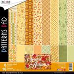 Sound Of Autumn 12 x 12 Paper Pack 8 Sheets Ciao Bella