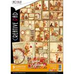 Sound Of Autumn A4 Paper Pack - Ciao Bella