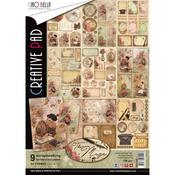The Muse A4 Paper Pack - Ciao Bella