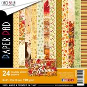 Sound Of Autumn 6 x 6 Paper Pack - Ciao Bella