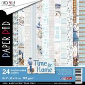 Time For Home 6 x 6 Paper Pack - Ciao Bella