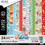 Zoe & Ziggy 6 x 6 Paper Pack - Ciao Bella